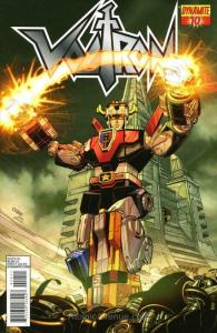 Voltron (Dynamite, Vol. 1) #10 VF/NM; Dynamite | save on shipping - details insi