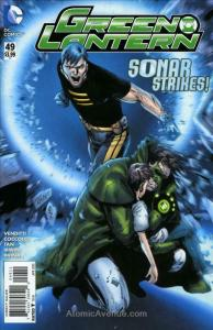 Green Lantern (5th Series) #49 VF/NM; DC | save on shipping - details inside