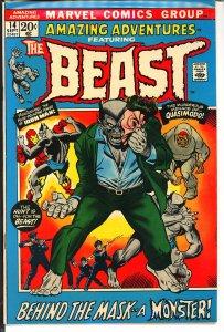 Amazing Adventures #14 (1972)