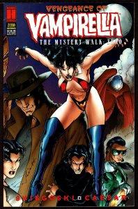 Vengeance of Vampirella #0  ( 1995, Harris)  9.2 NM-