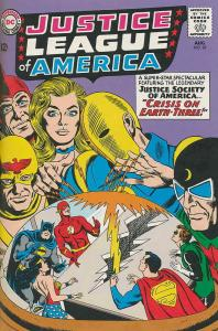 Justice League of America #29 VG; DC | low grade comic - save on shipping - deta