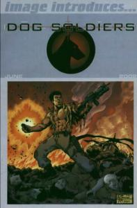 Image Introduces: Dog Soldiers #1, NM + (Stock photo)