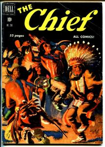 Chief -Four Color Comics #290 1950-Dell-1st issue-VG-