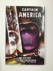 Captain America: No Escape Tpb Hardcover Hc Near Mint Nm Marvel