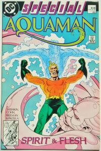 AQUAMAN #1, VF,  Special, DC, 1988  more DC in store