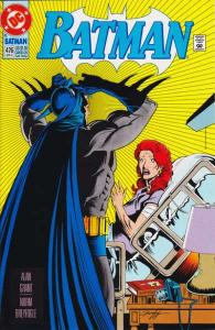 Batman (1940 series) #476, NM- (Stock photo)