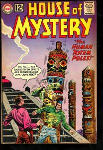 House of Mystery #126 (1962)