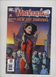 Manhunter #25 (2006)