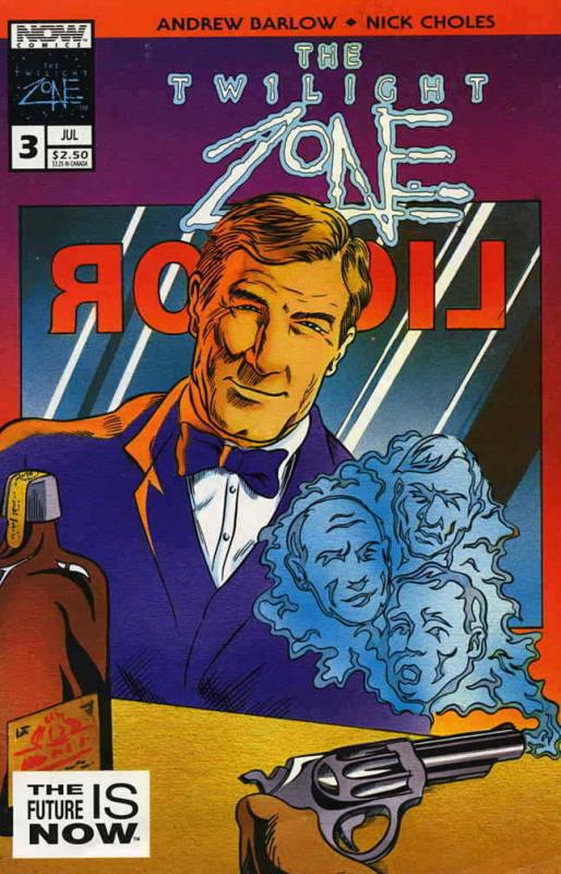 Twilight Zone, The (Vol. 3) #3 FN; Now | save on shipping - details inside