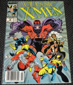 Classic X-Men #19 (1988)