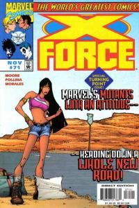 X-Force (1991 series) #71, NM (Stock photo)