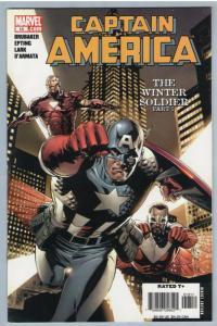Captain America 13 Jan 2006 NM- (9.2)
