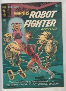 Magnus Robot Fighter #15 (Aug-66) VF/NM High-Grade Magnus Robot Fighter