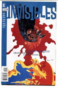 Invisibles #10-1995-First appearance of JIM CROW-comic book