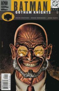 Batman: Gotham Knights #9 FN; DC | save on shipping - details inside