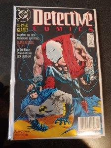 DETECTIVE COMICS #598 BRONZE AGE CLASSIC VF/NM
