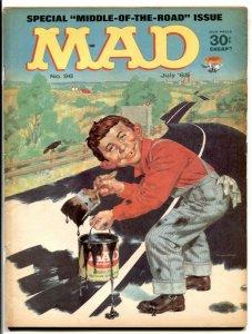MAD Magazine #96-1965-Mingo-Drucker-Ricard-Clarke- VG/F