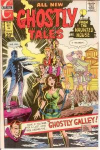 GHOSTLY TALES (1966-1984) 98 F+  Oct. 1972 COMICS BOOK