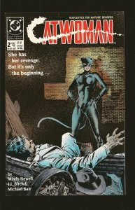 DC Comics Catwoman #2 (1989)