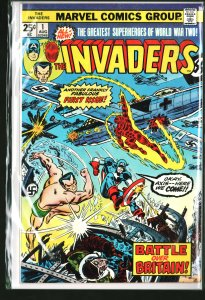The Invaders #1 (1975)