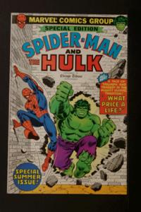 Special Edition: Spider-Man and the Hulk 1980 Chicago Trib