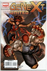 Genext United #2 (Marvel, 2009) VF