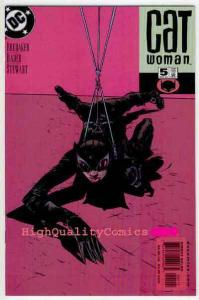 CATWOMAN #5, NM-, Paul Pope, Ed Brubaker, Femme Fatale, more CW in store