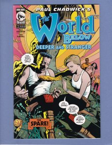 The World Below Deeper and Stranger #1 VF Dark Horse