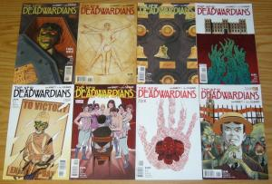 New Deadwardians #1-8 VF/NM complete series - dan abnett - vertigo comics set
