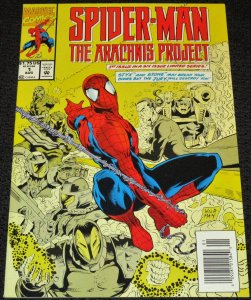 Spider-Man: The Arachnis Project #1 (1994)