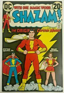 SHAZAM#3 FN/VF 1973 DC BRONZE AGE COMICS