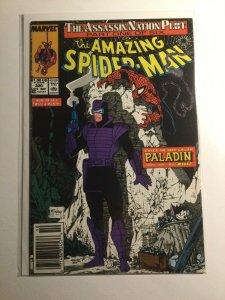 Amazing Spider-Man 320 near mint nm newsstand edition Marvel