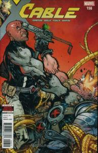 Cable #156 VF/NM; Marvel   save on shipping - details inside