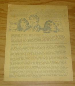 Newfangles #48 FN june 1971 fanzine - gary arlington's personal copy