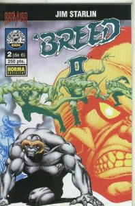 Breed II numero 2