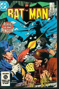 BATMAN #374-1984-DC VF