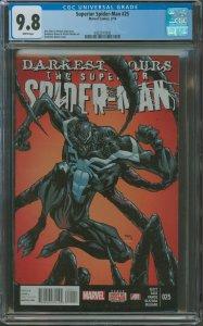 Surperior Spider-Man #25 CGC Graded 9.8