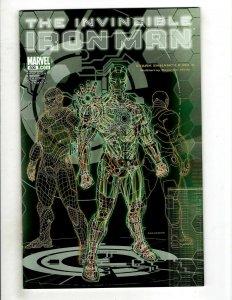 12 Invincible Iron Man Marvel Comics 500 503 504 505 506 508 516 517 523 + J501