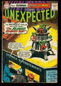 TALES OF THE UNEXPECTED #91 1965 DC FIRST AUTOMAN VG/FN