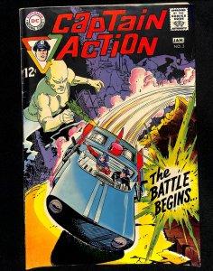 Captain Action #2