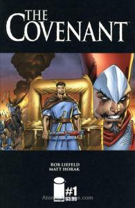 Covenant, The (Image) #1A VF/NM; Image | save on shipping - details inside