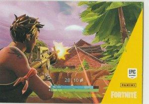 Fortnite Base Card 34 Panini 2019 trading card series 1
