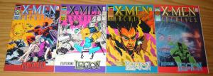 X-Men Archives #1-4 VF/NM complete series reprints new mutants 26 27 28 legion