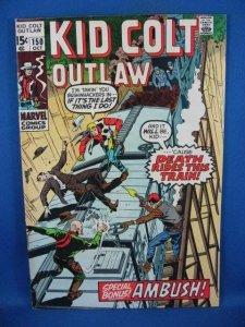 Kid Colt Outlaw #150 (Oct 1970, Marvel) F VF