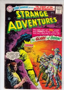 Strange Adventures #182 (Nov-65) VG Affordable-Grade Star Hawkins