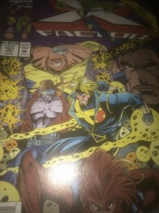 Marvel X-Factor #101 Mint