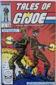 Tales Of G.I. Joe #7 (1988) F