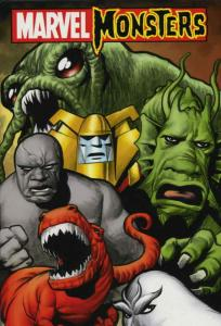 Marvel Monsters HC #1 VF/NM; Marvel   save on shipping - details inside
