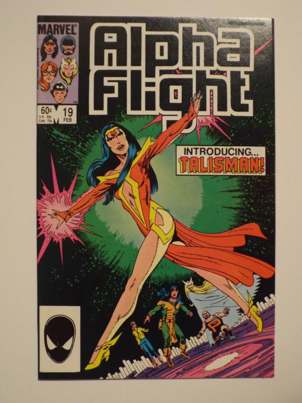 Alpha Flight (1983 1st Series), #19 - #30, All NM Condition!