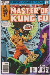 Master of Kung-Fu #89